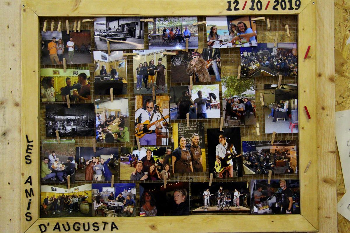 Bière Augusta_artisanale_Gers_Auch_concert